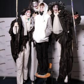 Ходулисты - Съе Шосу- Хеллоуин